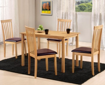 Burton Breakfast Table and Chairs