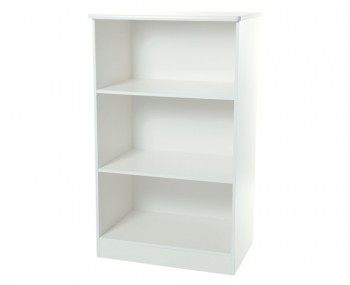 Amazon White Wooden Bookcase