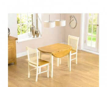 Oadby Drop Leaf Dining Table and Chairs