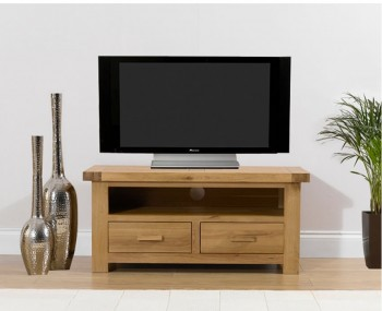Rivoli Oak Small TV Unit