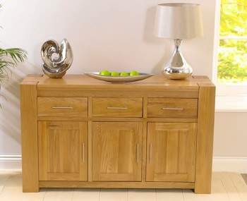 Ancaster Oak Large Sideboard