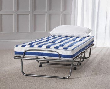 Brooke Metal Folding Bed
