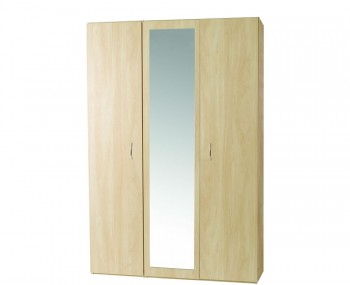 Wingate Student 3 Door Wardrobe