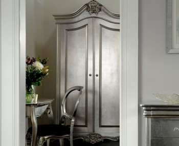 Majorelle Boutique 2 Door Wardrobe