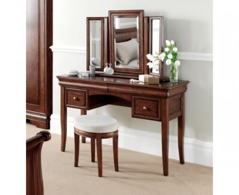 Lalique Single Hevea Dressing Table