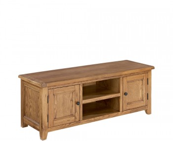 Hereford Oak TV Cabinet