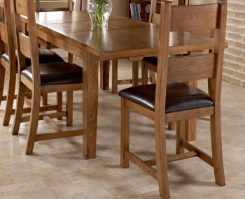 Hereford Oak Dining Chairs