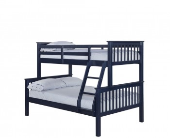 Albany Navy Blue Trio Bunk