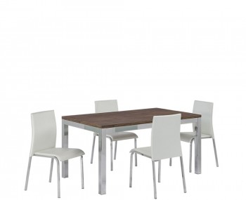 Holland Modern Dining Table and Chairs