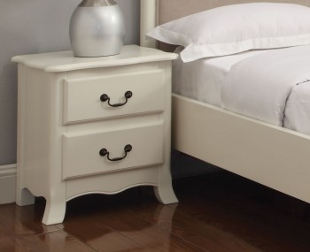 Calvados 2 Drawer Bedside Chest