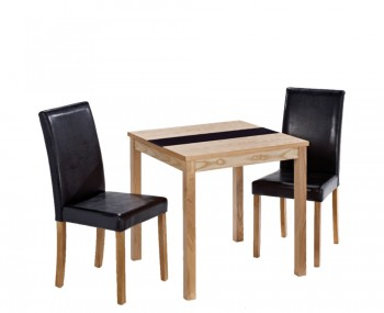 Brisbane Ash Breakfast Table and Chairs
