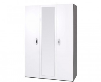 Tempo 3 Door High Gloss Wardrobe
