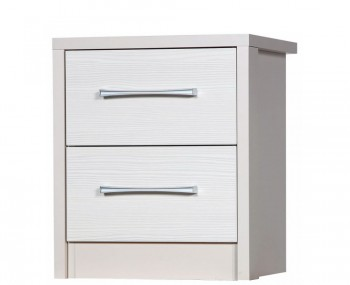 Hulsen 2 Drawer Bedside Chest