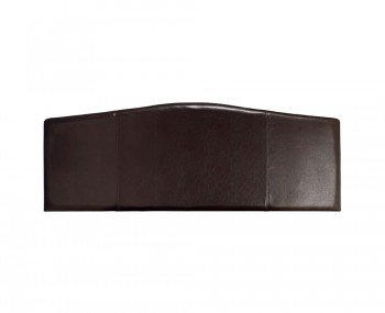 Rosie Brown Faux Leather Headboard
