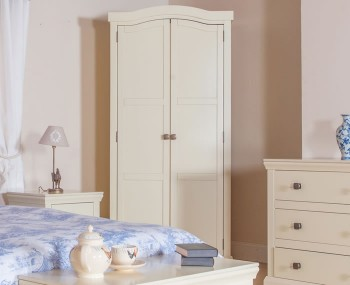 Cormano 2 Door Wardrobe