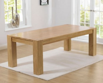 Ancaster Oak Dining Table