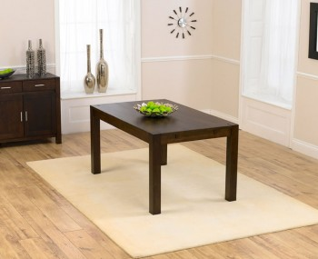 Whistler Dark Oak 150cm Dining Table