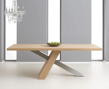 Atkinson Oak Dining Table