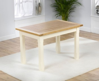 Albans Pine Dining Table