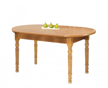 Sissinghurst Oak Oval Dining Table