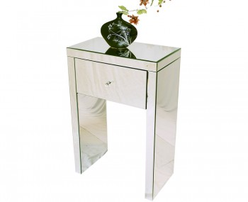 Amora Mirrored Nightstand