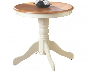 Weald Wooden Round Breakfast Table