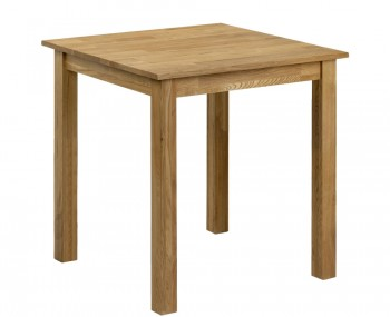 Belstone Square Oak Kitchen Table
