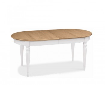 Hampstead Two-Tone Extending Dining Table