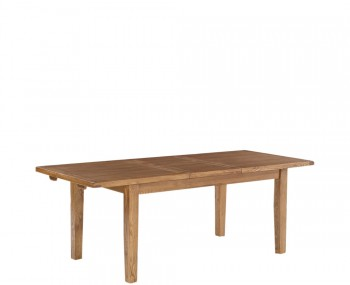 Hereford Oak Extending Dining Table