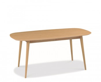 Orbit Oak Extending Dining Table