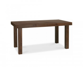 Akita Walnut Large Extending Dining Table