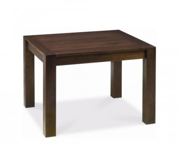 Lyon Walnut 110cm End Extending Dining Table