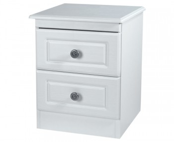 Snowdon 2 Drawer Bedside Chest