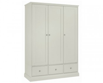 Ashby Cotton 3 Door Wardrobe HIDDEN 23-02-21