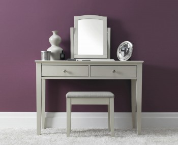 Ashby Cotton Single Dressing Table
