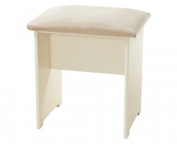 Avimore Cream Bedroom Stool