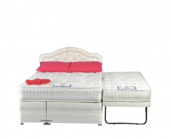 Zurich Double 4ft 6 Divan Guest Bed