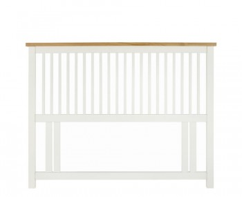 Atlanta Two Tone Slatted Headboard