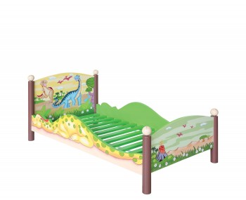 Dinosaur Kids Bed Frame
