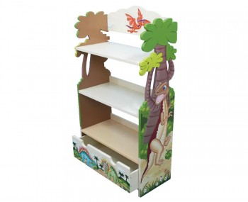 Dinosaur Kids Bookcase