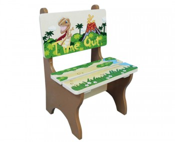Dinosaur Kids Time Out Chair