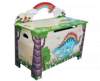 Dinosaur Kids Toy Box
