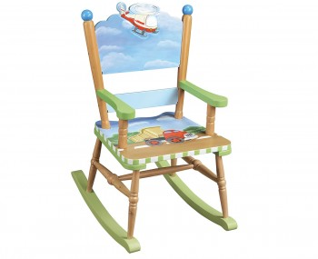 Transport Kids Rocking Chair