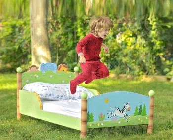 Safari Kids Bed Frame