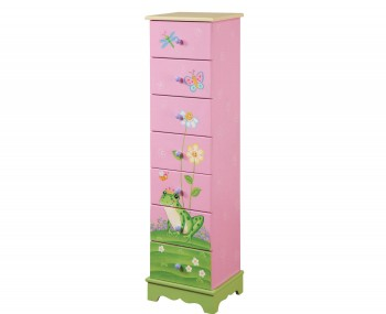 Magic Garden Kids 7 Drawer Narrow Chest