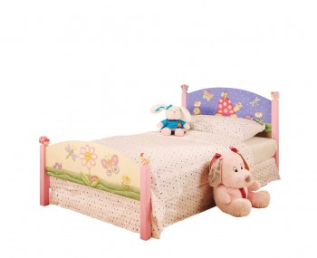 Magic Garden Toddlers Bed Frame