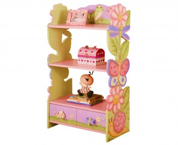Magic Garden Kids Bookcase