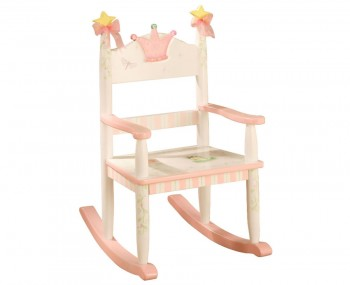 Princess Kids Rocking Chair