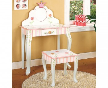 Princess Kids Dressing Table Set