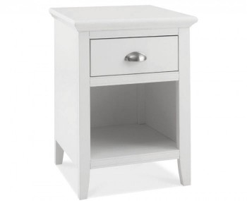 Hampstead White Nightstand